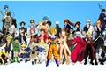 História: Anime X anime