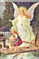 História: O suspiro do Anjo da Guarda