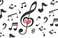 História: Music's!!!