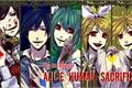 História: The Alice Human Sacrifice Vocaloid - One Shot
