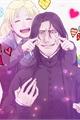 História: Severo Snape e Di-lua Lovegood.