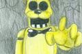 História: Noite Especial (Golden Freddy X Male Reader)