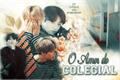 História: O Amor Do Colegial- Jikook,Namjin e Taegi