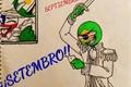 História: Setembro! (Countryhumans)