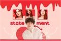 História: Statement - Kim Taehyung