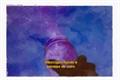 História: Telescópio florido e estrelas de vidro.