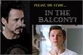 História: In The Balcony? (Starker)