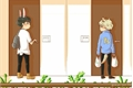 História: The rabbit and the cat (JIKOOK)