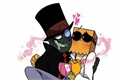 História: A-ahm Black Hat! - Flug x Black Hat