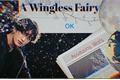 História: A Wingless Fairy- Imagine Jeon Jungkook