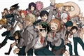 História: Leitora X Boku no Hero Academia