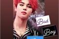 História: Meu Bad Boy - Park Jimin (BTS)