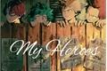 História: My heros(imagine bakugou,deku,kirishima,todoroki)