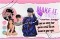 "História: 'Make it right'-""Imagine Hyunjin"""