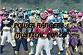 História: Power Rangers: Mystical blast!-Interativa-