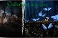 História: Butterflies are Blue - Imagine Severo Snape