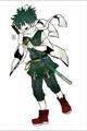 História: Izuku Ootsutsuki O shinobi lendário