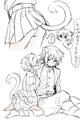 História: Meu gatinho pervertido. (Tanjiro x Giyuu)