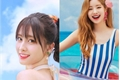 História: My summer love (dahmo, satzu, 2yeon, michaeng, etc...) (G!P)