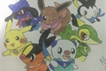 História: Pokemon Mystery Dungeon Harmony Heart
