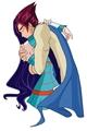 História: Riven e Musa: algo complicado