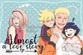 História: Almost a Love Story - NaruSaku