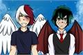 História: Angels and demons (Tododeku e Kiribaku)