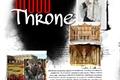 História: Blood Throne ( Drarry)