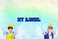 História: MY ANGEL- imagine hyeongjun