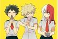 História: Now, Girls! (Female Deku,Bakugou, Todoroki)