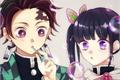 História: Kamado Tanjiro e Tsuyuri Kanao: Uma História de Amor!