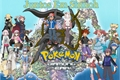 História: Pokémon: juntos em Sinnoh.