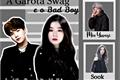 História: A Garota Swag e o Bad Boy - Imagine Min Yoongi (Suga)