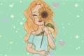História: A menina dos cabelos dourados