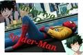 História: Midoriya o Spider Man