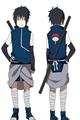 História: Naruto Uchiha:Filho de itachi!
