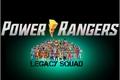 História: Power Rangers Legacy Squad