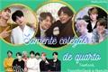 História: Somente colegas de quarto -Taekook (ft.YoonMinSeok e NamJin)