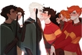 História: Gryffindor x Slytherin (Drarry)