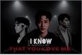 História: I Know That You Love Me (Imagine - Bang Chan)