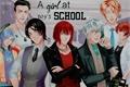 História: A girl at boy's school