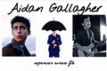 História: Aidan Gallagher - Apenas Uma Fã