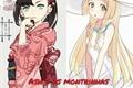 História: Ash e as monstrinhas