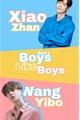 História: Boys don't like boys - Yizhan (HIATUS)