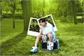 História: Little boy in the grass