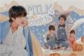 História: Milk and Cookie - Taekook