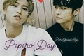 História: Pepero Day - MinSung