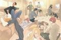 "História: Vida na casa dos ""Uchiha Uzumaki"""