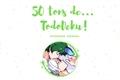 História: 50 tons de Tododeku!
