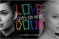 História: Love lives on next door | Dofia